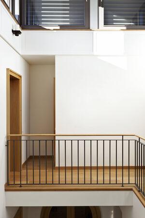 beautiful apartment, interior, hallway photo