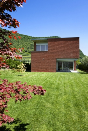 duplex: Big modern villa