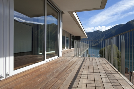 Beautiful penthouse with lake view