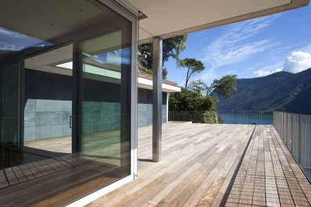 Prachtige penthouse met uitzicht op het meer