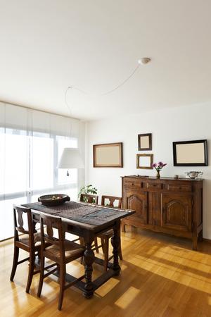 Beautiful Apartment Interior, Ethnic Furniture Stock Photo   25644962