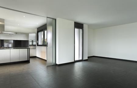 interior modern house, livingroom