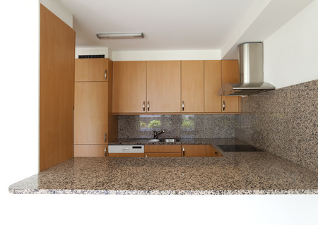 Modern kitche interior photo