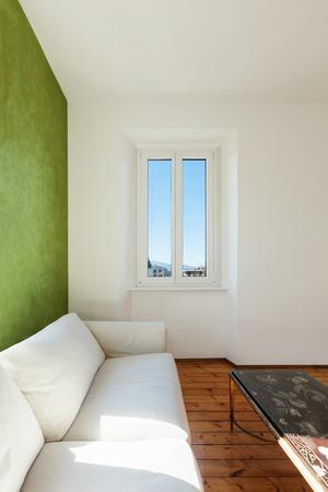 divan: home interior, Blick auf den Wohnraum, Schlaf wei�, Detail