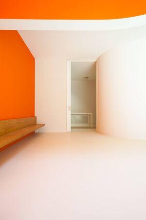 open space: new architecture, interior, elementary school