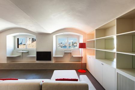 furnished apartments: Interior, beautiful apartment, modern furniture