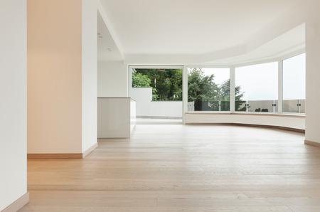 beautiful new apartment, modern interior photo