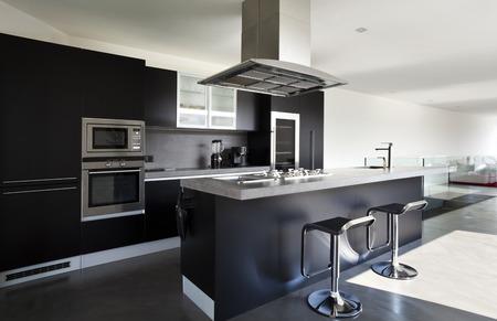 cucina moderna: bellissimo appartamento nuovo