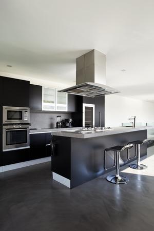 modern kitchen: beautiful new apartment