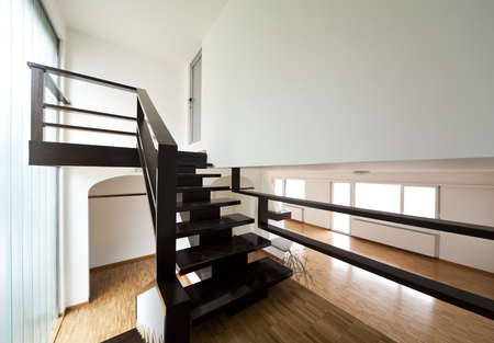 stairs interior: House interior, staircase