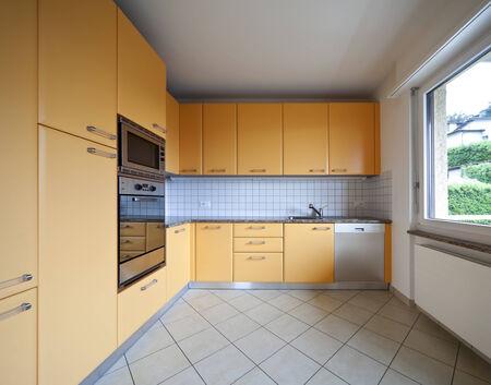 Casa interno, cucina
