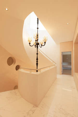 decore: Staircase in modern house