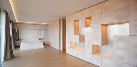 decore: bedroom, bed, minimal,