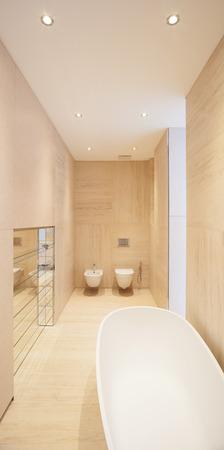 luxury, bathroom, relax, photo