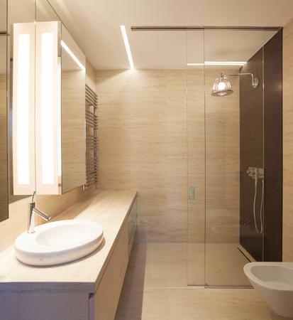 decore: luxury, bathroom, relax, Stock Photo