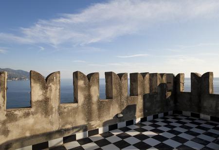 outdoor shot: terrace tower, outdoor shot