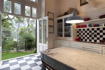 kitchen interior Foto de archivo