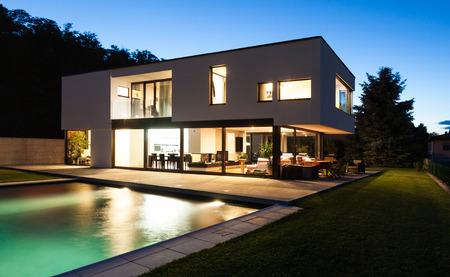 Case Moderne Con Piscina : Case moderne con vetrate finest with case moderne con vetrate