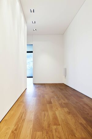 modern house with hardwood floor, room photo