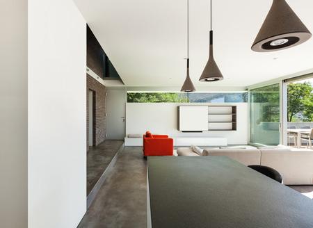 modern living: Architecture modern design, interior, living room