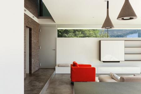 modern living room: Architecture modern design, interior, living room