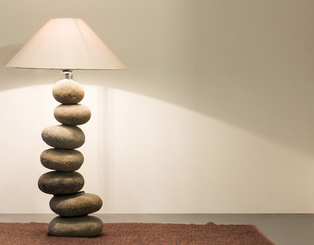 lampekap: tafel lamp