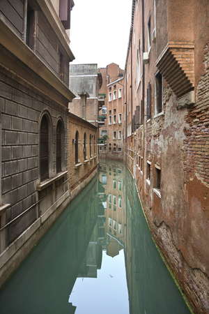 characteristic: Characteristic canal of Venice Stock Photo
