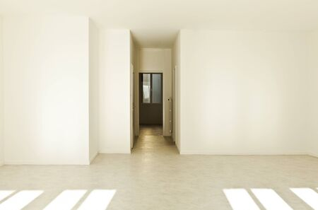 new entry: Refitted empty apartment in historic center