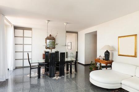 nice living: Interior, nice living room of a house