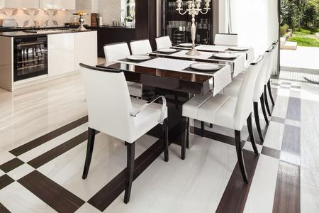 cổ điển: nội thất nhà ở hiện đại, phòng ăn Kho ảnh