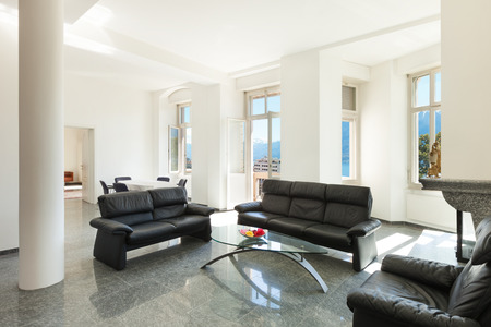 comfortable: Architecture, classic apartment furnished, comfortable living room