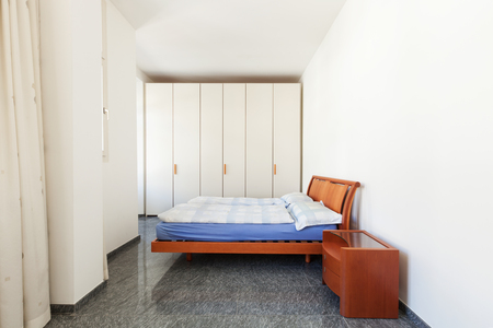 furnished: Architecture, apartment furnished, bedroom view