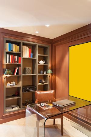 comfortable: Interior, beautiful modern apartment, comfortable studio