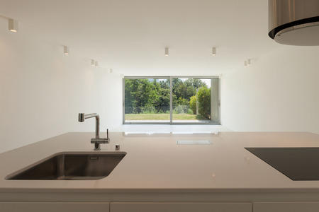 counter top: Architecture, new trend design, counter top of modern kitchen