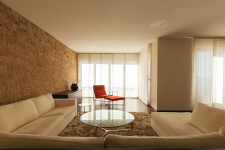 apartment interior: Architecture, modern house interiors