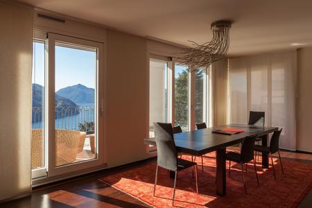 interiors: Architecture, modern house interiors