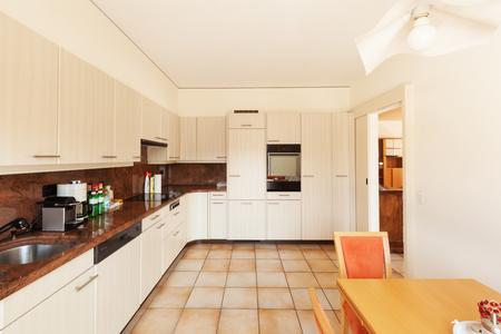 inside house: Modern house interior, nobody inside Stock Photo