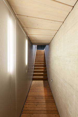 underground passage: Architecture modern design, underground passage of a building