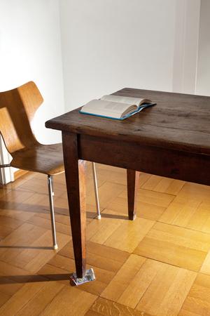 salary under the table leg, interior