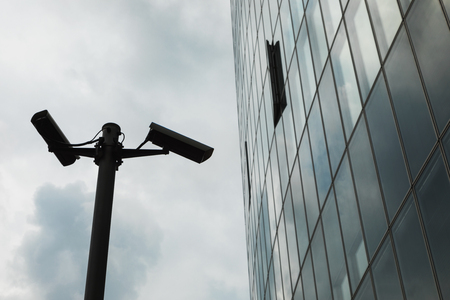Security is a basic element for this modern building