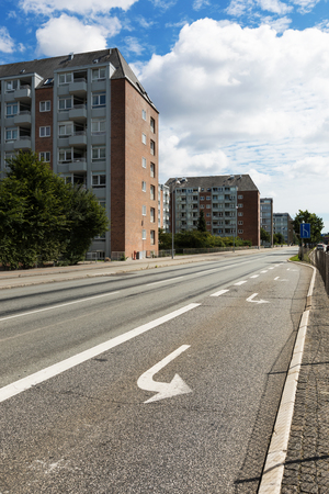 Living buildings in Copenhagen
