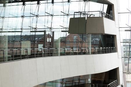 Det Kongelige Bibliotek in Copenhagen