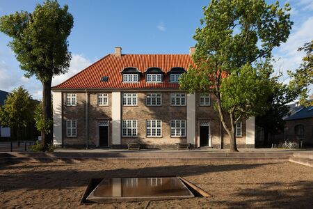 old house in Copenhagen