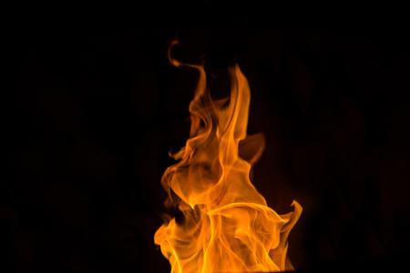 lading: Flame Stock Photo