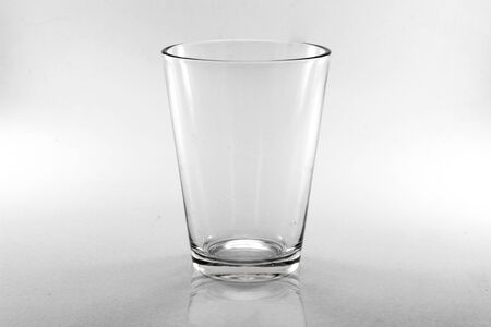 Empty glass photo