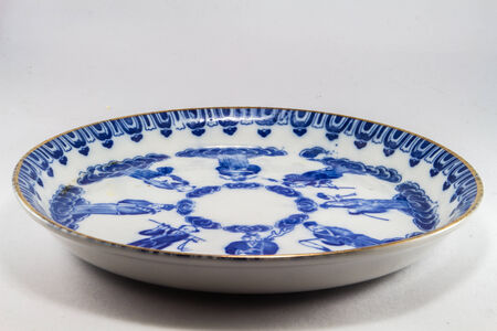 chinese style plate photo