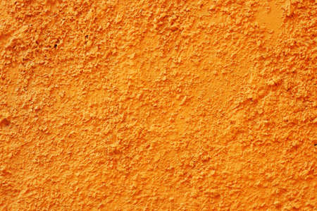 texture of a wall of orange colour for a background