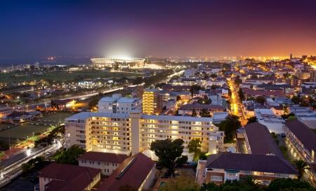 Ville de Cape Town et Cape Town Stadium