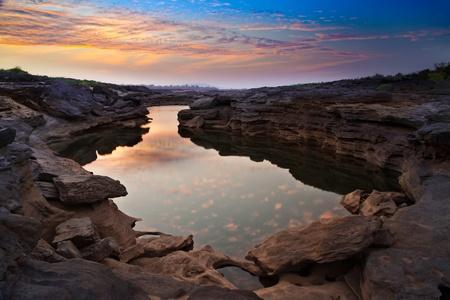 Grand Canyon of Asia,  Sam Phan Bok , Thailand
