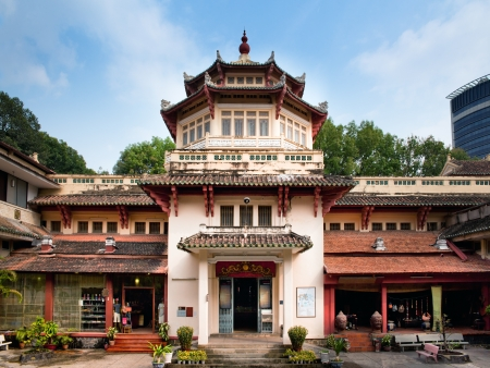 Vietnam history museum, Ho Chi Minh City  It is a museum showcasing Vietnam s history with exhibits from all periods